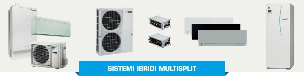 Sistemi Ibridi Multisplit