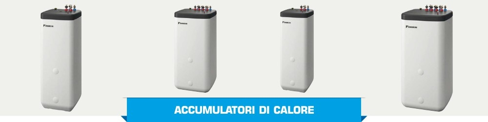 Accumulatori di Calore