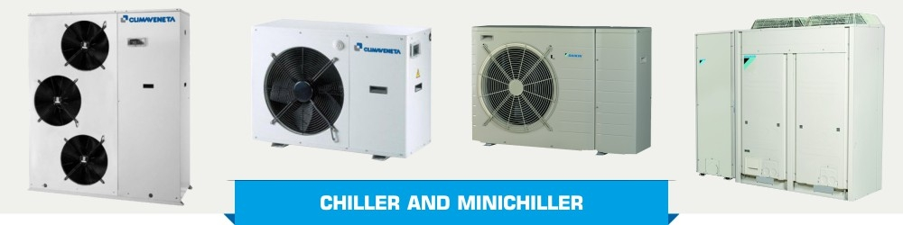 Chillers and Minichillers