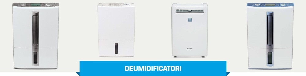 Deumidificatori