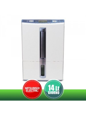 MITSUBISHI ELECTRIC MJ-E14CG-S1 Deumidificatore a Controllo Elettronico