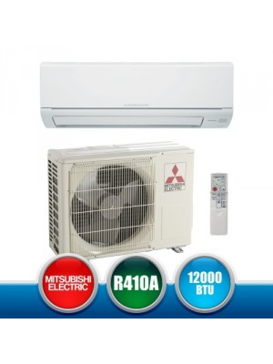 MITSUBISHI ELECTRIC MUZ-DM35VA + MSZ-DM35VA Kit Monosplit a Parete DC Inverter - 12000 BTU