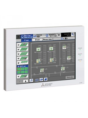 MITSUBISHI ELECTRIC AE-200 Controller 3D Touch con Display Touch a Colori