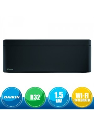 DAIKIN CTXA15BB Unità Interna a Parete Stylish Bluevolution - Total Black 1.5 kW