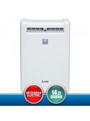 MITSUBISHI ELECTRIC MJ-E14EG-S1 Deumidificatore Compatto 14 Litri
