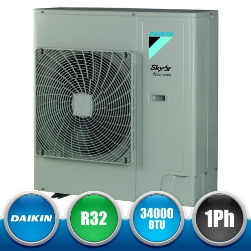 Daikin Azas100mv1 Single Phase Outdoor Unit Series Sky Air
