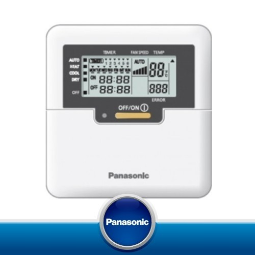 Panasonic Cz Rd514c Wired Remote Control For Wall Mounted