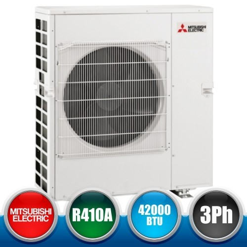 Mitsubishi Electric Pumy Sp125ykm Outdoor Unit Three Phase