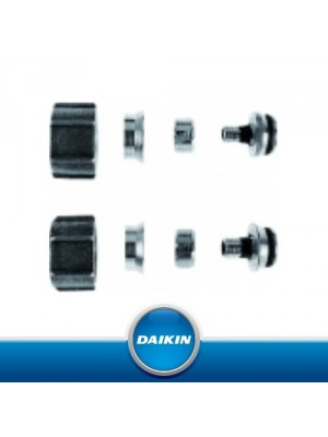 DAIKIN 170312 MV12 Pressure Fitting Set for RMX Manifold for Pipes DUO 17/12x2