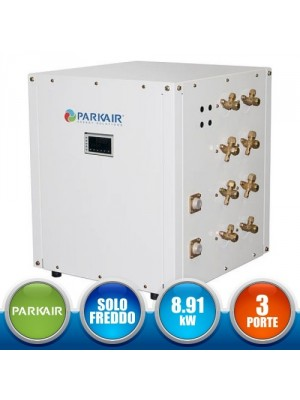 PARKAIR ACW-12/12/12 Trial Split Water Condensing Unit Cold Only 30391 BTU (230V)