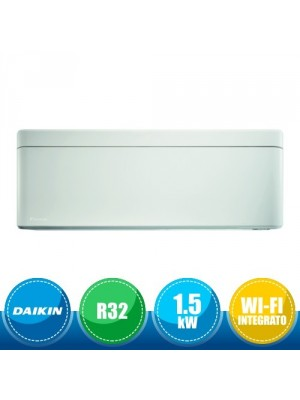 DAIKIN CTXA15AW Wall Mounted Indoor Unit Stylish Bluevolution with Front Panel White - 5000 BTU
