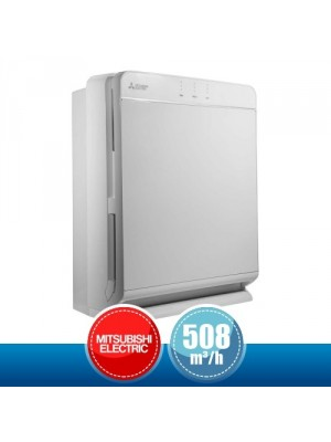 MITSUBISHI ELECTRIC MA-E85R-E Air Purifier with HEPA Filter for Rooms of 35/60 m2 - 508 mc/h