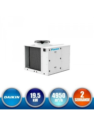 DAIKIN UATYQ20AFC2Y1 Monoblock Roof Top FC2S version with 2 Dampers - 19,5 kW