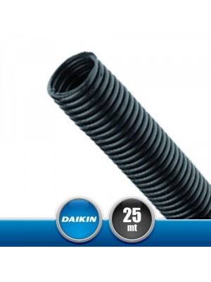 DAIKIN 170098 Corrugated Protection Tube for Floor Heating - 25 mt