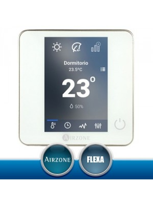 AIRZONE AZCE6BLUEFACECB Smart Thermostat Blueface White