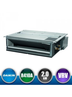 DAIKIN FXDQ20A3 Indoor Ductable Ultra-flat Unit VRV - 2, 0 kW Low Prevalence