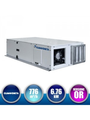 CLIMAVENTA HRD2-090-OR High Efficiency Heat Recovery Unit - Version OR, 776 mc/h