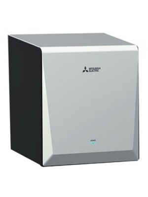 MITSUBISHI ELECTRIC Jet Towel Smart JT-S2AP-S-NE Electric and Compact Hand Dryer Silver