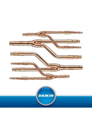 DAIKIN 2xKHRQ22M20T 2 Pairs of VRV IV Branch Joints for Branch Providers (Power Index < 200)