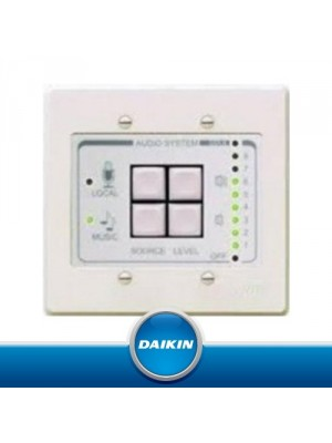 Centralized Control Panel KRC72 for Daikin Indoor Units FTXG-JA and FTXG-JW Series