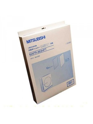 MITSUBISHI ELECTRIC MAPR-863HFT Hepa Filter + Activated Carbon for MA-E85R-E Air Purifiers