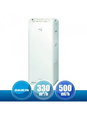 DAIKIN MCK55W Air Purifier with Ururu Humidifcation Function and Infrared Remote Control - 330 mc/h