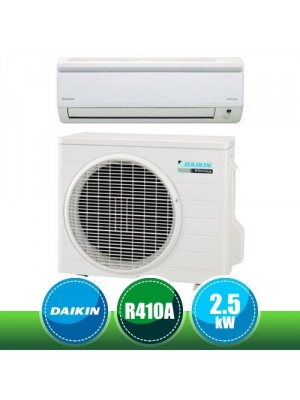 DAIKIN RX25K + FTX25J3 Monosplit Wall Mounted Kit in energy class A++ and Gas R410A, 9000 BTU (OUT OF CATALOG)