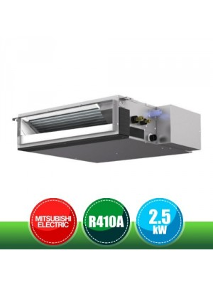 Compact Ceiling-Concealed Indoor Unit Mitsubishi Electric SEZ-KD25VAL