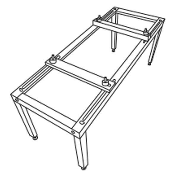 Panasonic Paw Grdstd40 Support Structure For Outdoor Unit