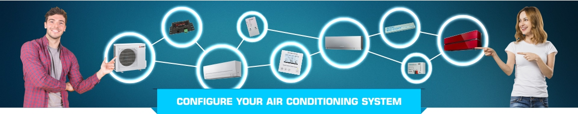 Configure your air conditioning system