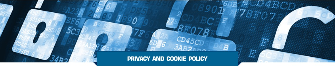 Privacy e Cookie Policy