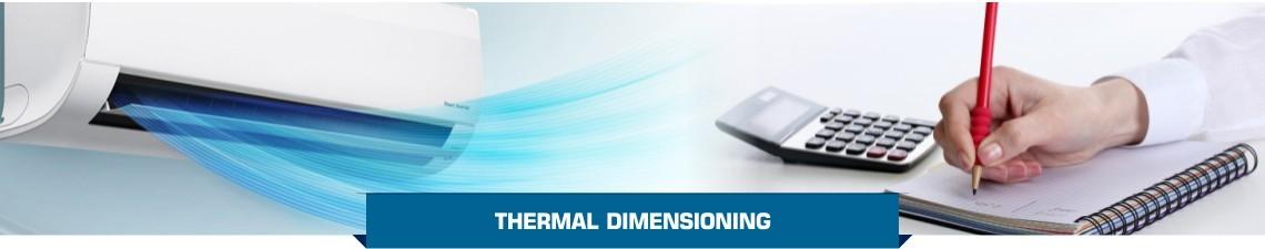 Thermal Dimensioning